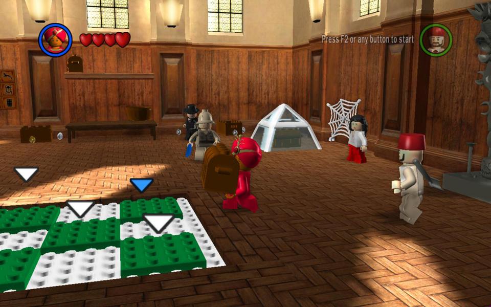 Lego Indiana Jones The Original Adventures Unlocking Bonus Levels