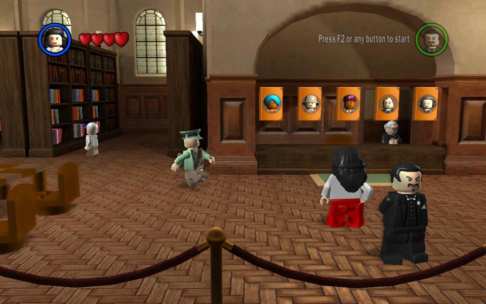 Lego Indiana Jones The Original Adventures Barnett College