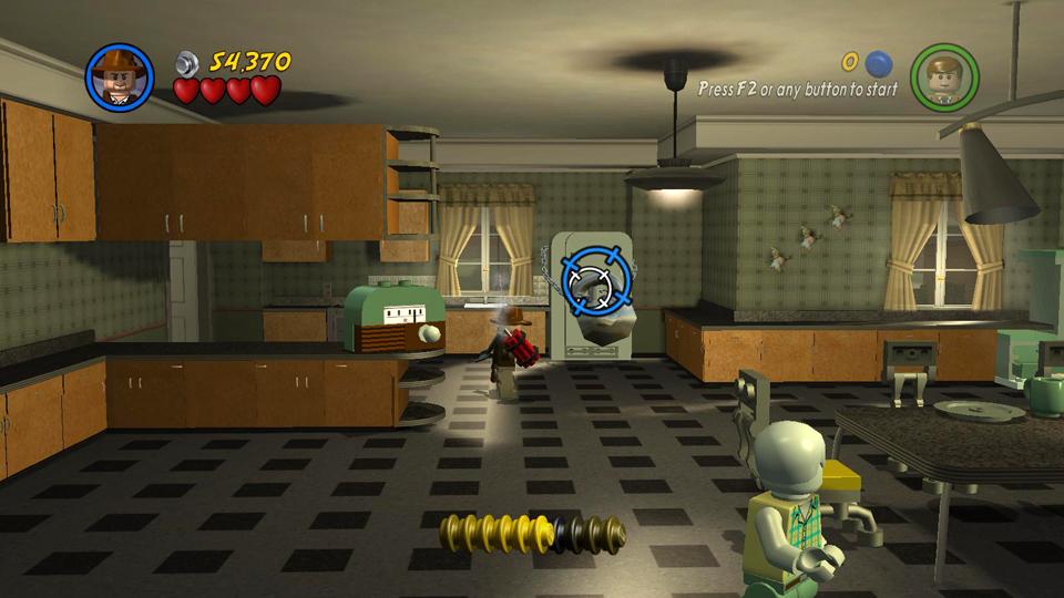 Story Level 2 Doom Town Lego Indiana Jones 2
