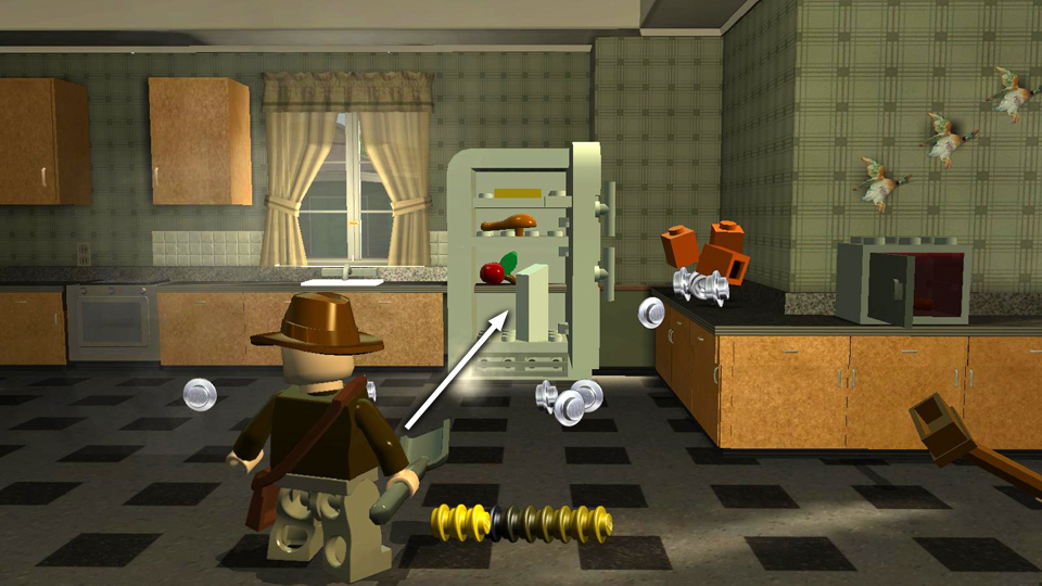 Story Level 2 Doom Town Lego Indiana Jones 2