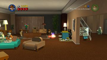 story level 2: doom town - lego indiana jones 2