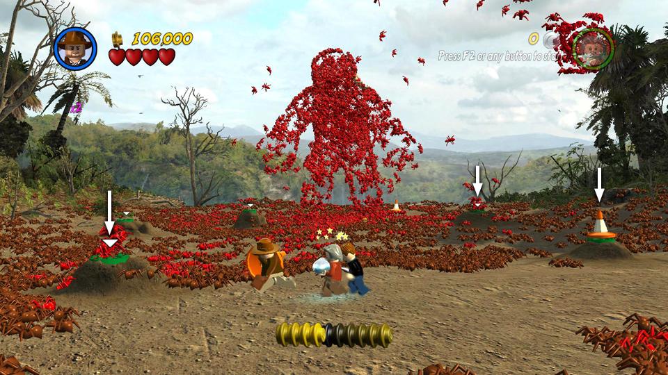 Story Level 5 Dovchenko Duel Lego Indiana Jones 2 Walkthrough