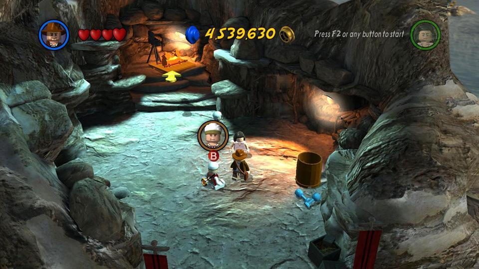 LEGO Indiana Jones 2: Raiders of the Lost Ark - Characters