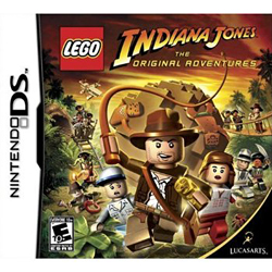 LEGO Indiana Jones Nintendo DS